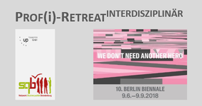 Bild - PROF(i)-RETREAT 2018